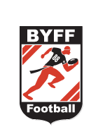 Brantford Youth Flag Football Logo